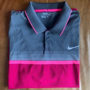 NWOT Men's Nike Golf Polo